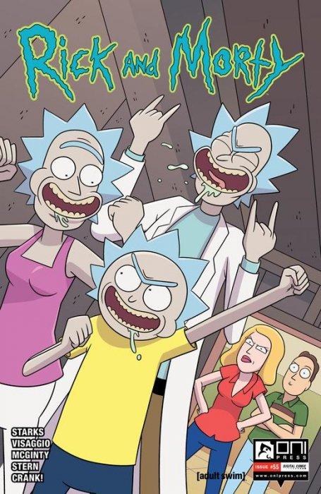 Rick and Morty #55