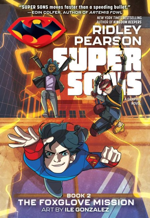 Super Sons Vol.2 - The Foxglove Mission