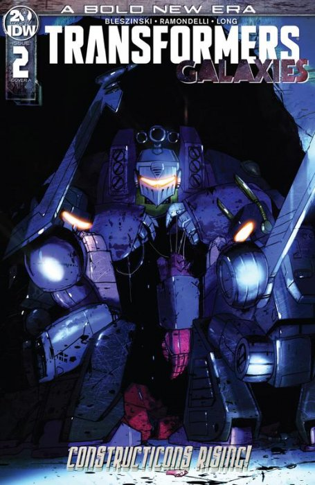 Transformers - Galaxies #2