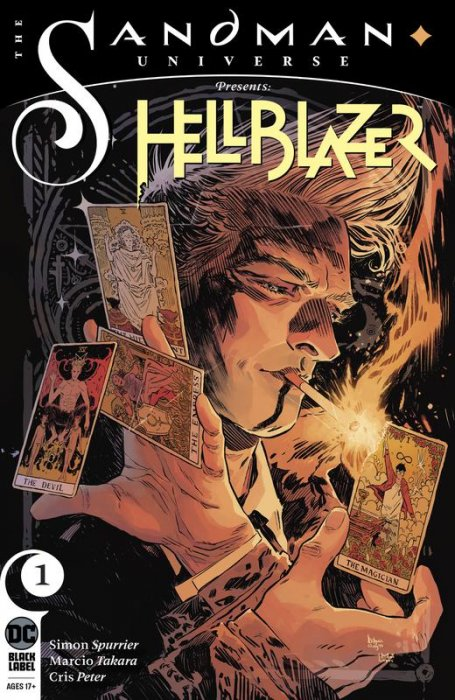 The Sandman Universe Presents Hellblazer #1