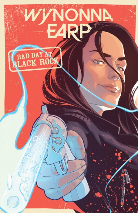 Wynonna Earp - Bad Day at Black Rock #1 - OGN