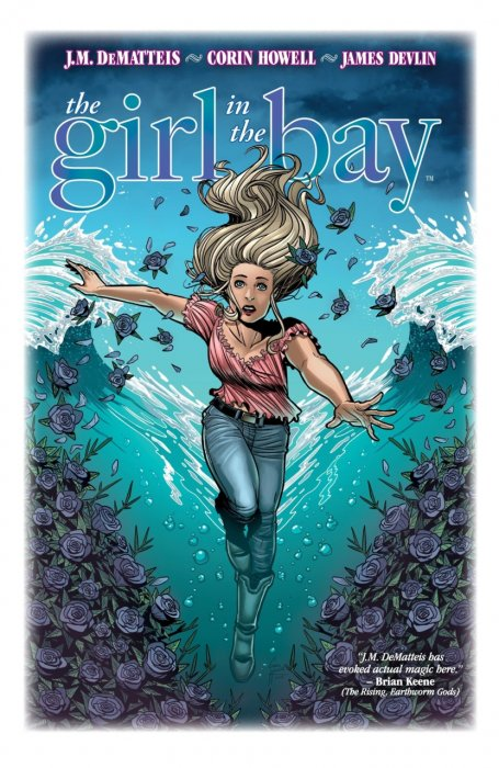 The Girl in the Bay #1 - TPB