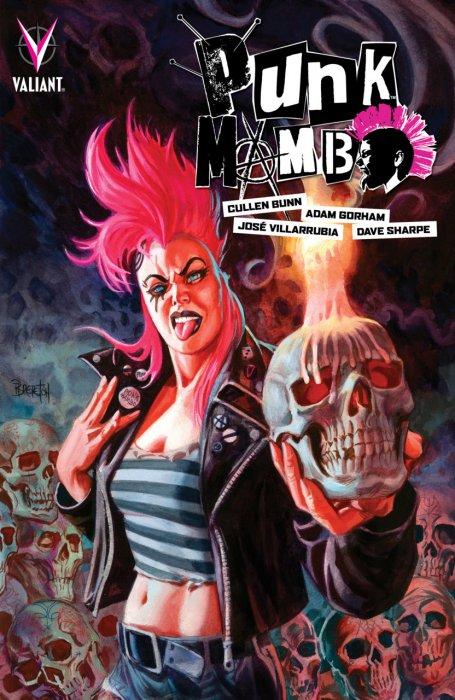 Punk Mambo #1 - TPB