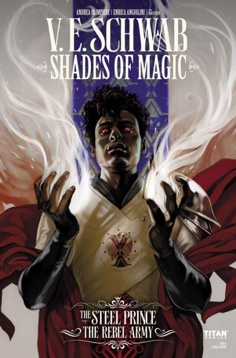 Shades of Magic #9