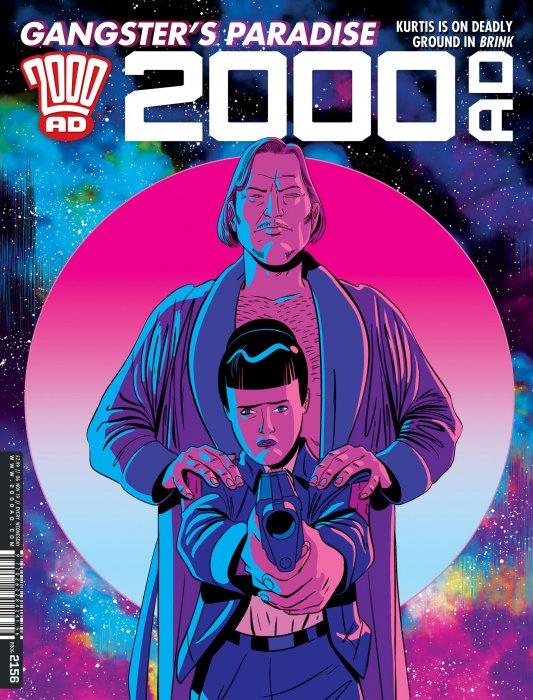 2000AD #2156