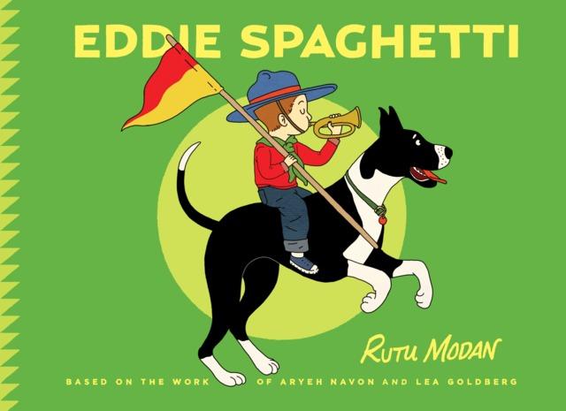 Eddie Spaghetti #1 - HC