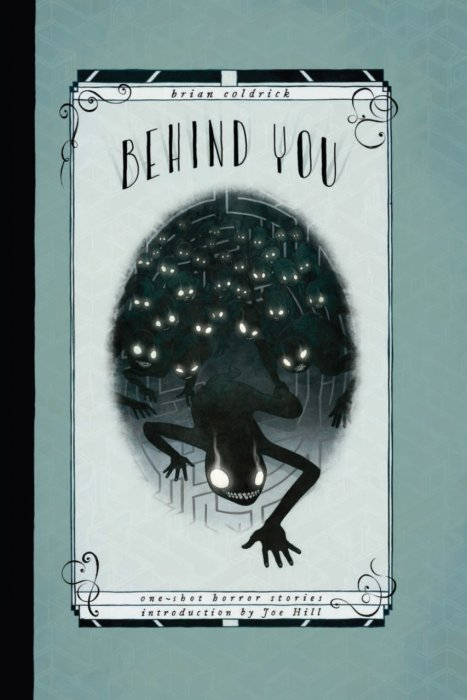 Behind You - One-Shot Horror Stories #1 - HC