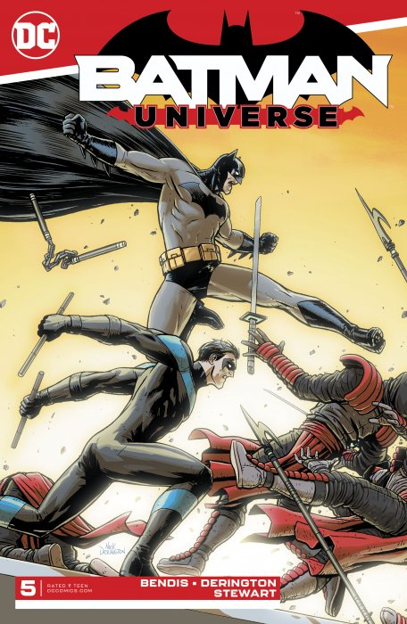 Batman - Universe #5