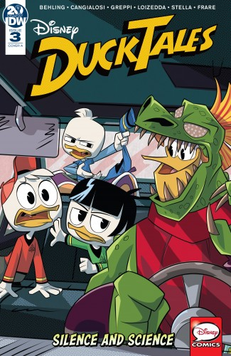 DuckTales - Silence and Science #3