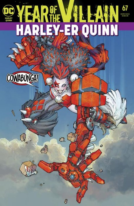 Harley Quinn #67