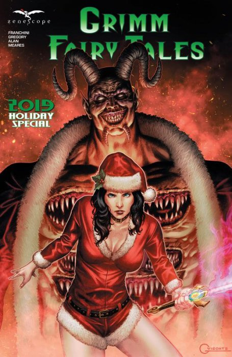 Grimm Fairy Tales 2019 Holiday Special #1