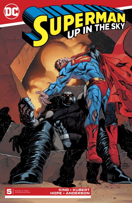 Superman - Up In The Sky #5