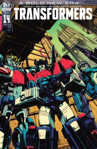 Transformers #14