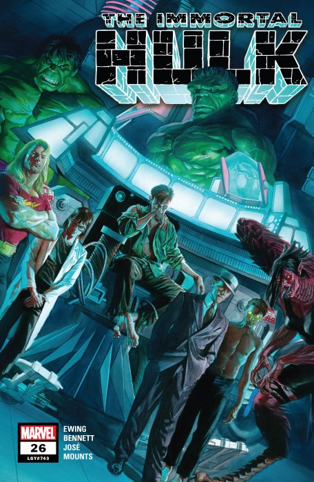 Immortal Hulk #26