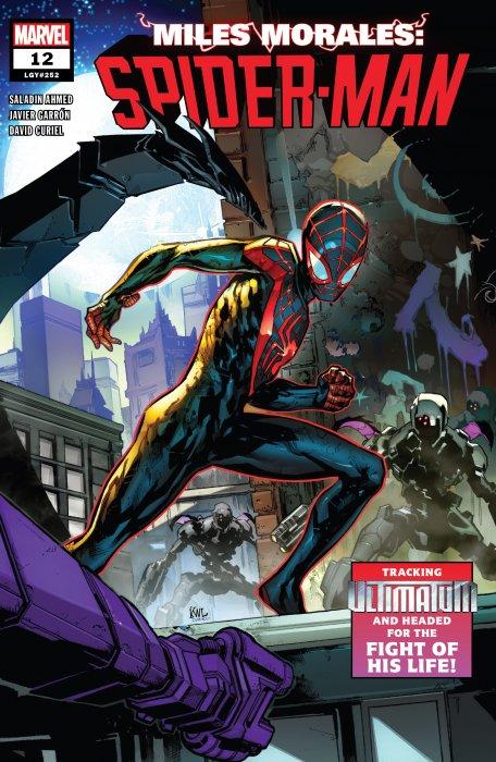 Miles Morales - Spider-Man #12