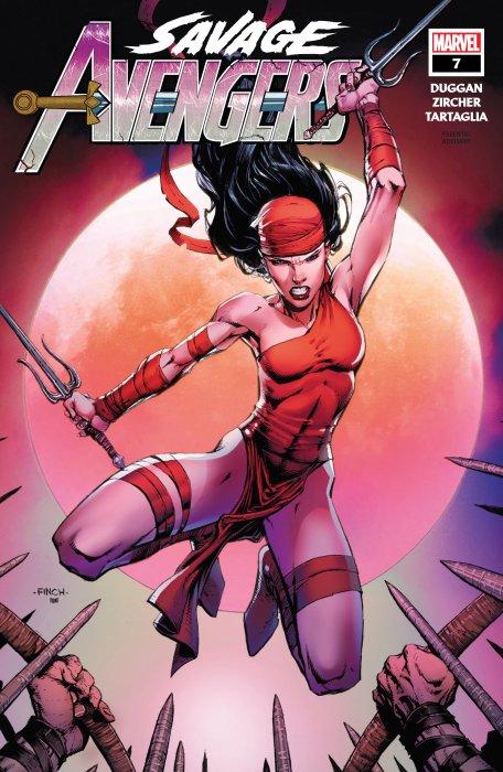 Savage Avengers #7