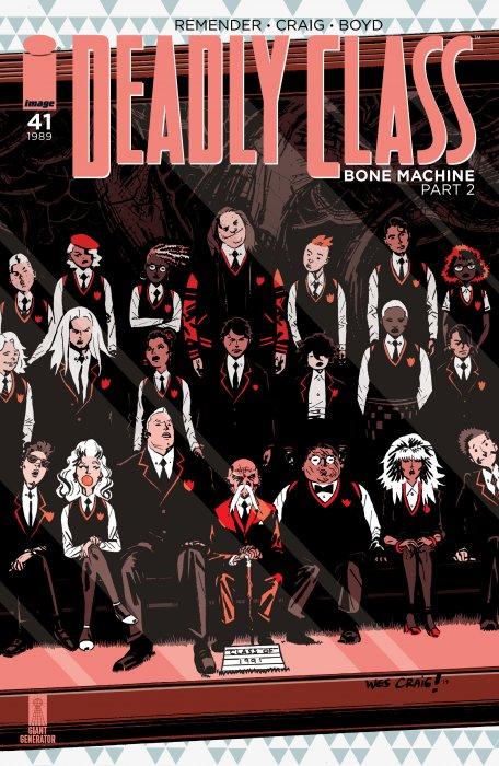 Deadly Class #41