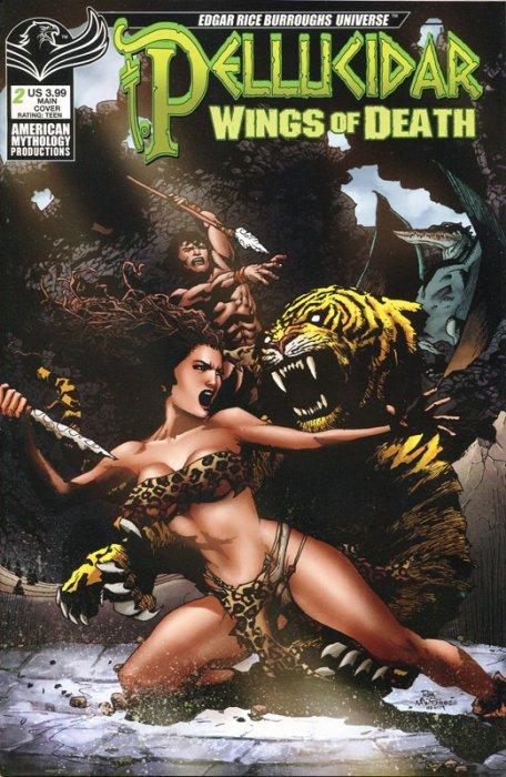 Pellucidar - Wings of Death #2