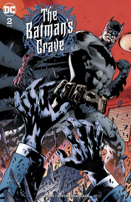 The Batman's Grave #2