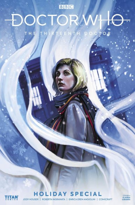 Doctor Who - The Thirteenth Doctor Holiday Special #1
