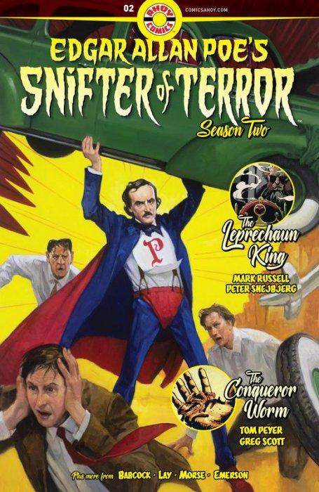 Edgar Allan Poe's Snifter of Terror Season 2 #2