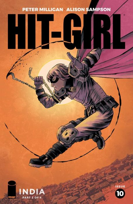 Hit-Girl Season 2 #10
