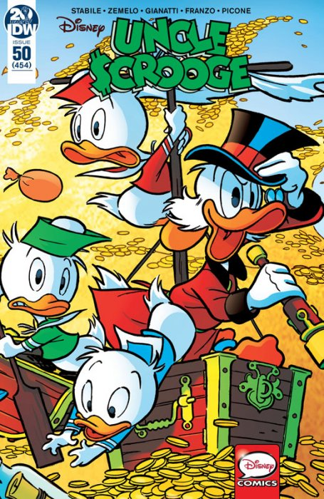 Uncle Scrooge #50
