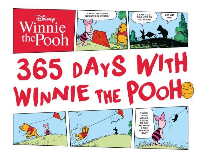 Disney 365 Days with Winnie the Pooh #1 - HC