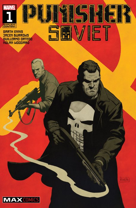 Punisher - Soviet #1
