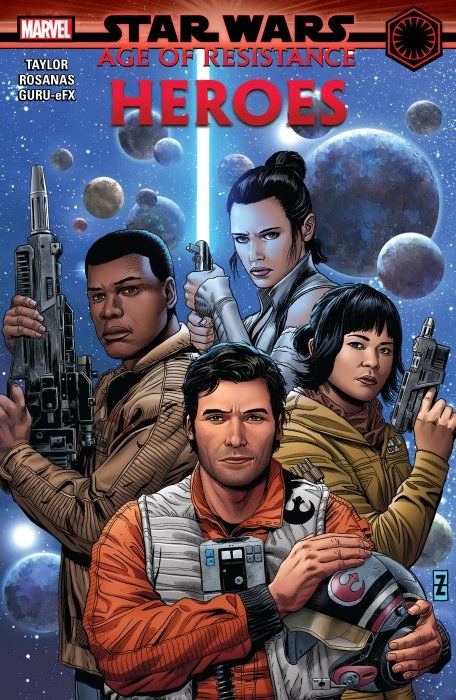 Star Wars - Age Of Resistance - Heroes #1