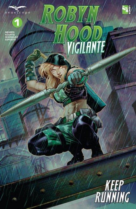 Robyn Hood - Vigilante #1