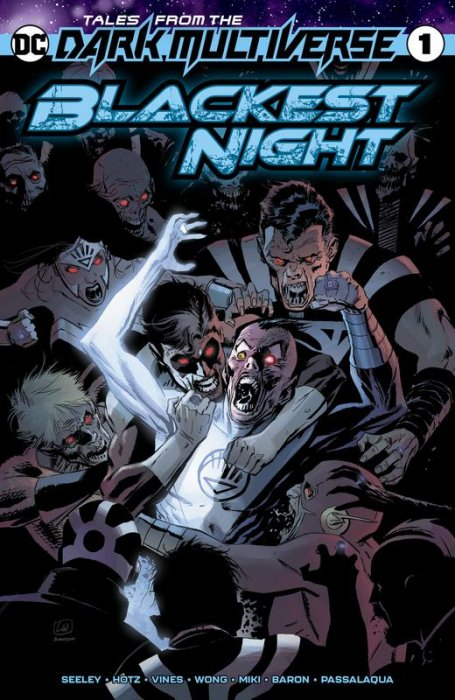 Tales from the Dark Multiverse - Blackest Night #1