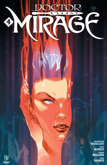 Doctor Mirage #4