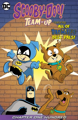 Scooby-Doo Team-Up #100