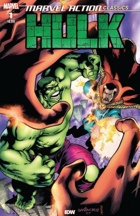Marvel Action Classics - Hulk #1