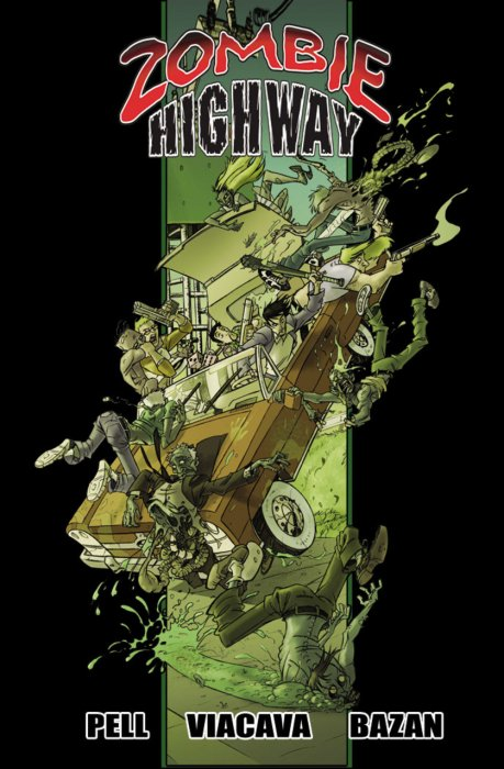 Zombie Highway #1 - The Ultimate Ghoullection