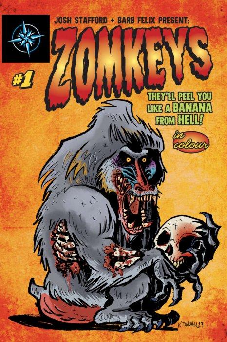 Zomkeys #1