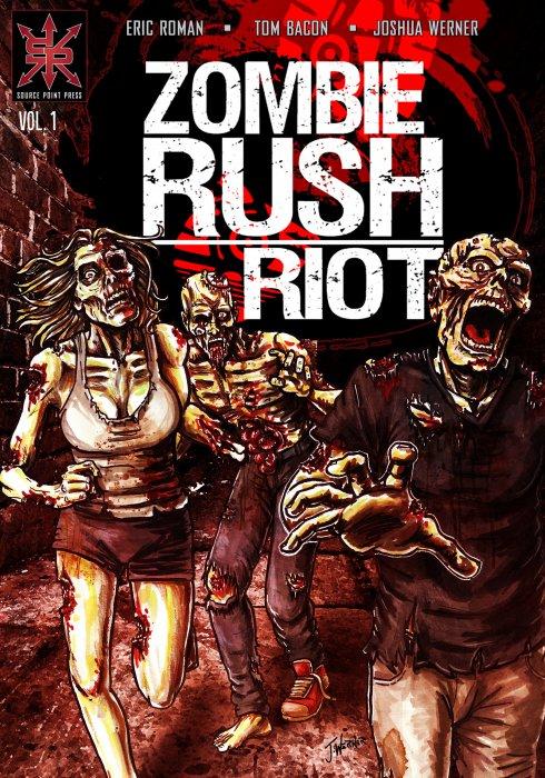 Zombie Rush - Riot Vol.1