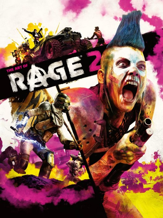 The Art of RAGE 2 #1 - HC