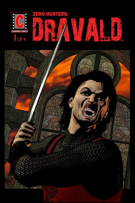 Zero Hunters - Dravald #1-4 Complete