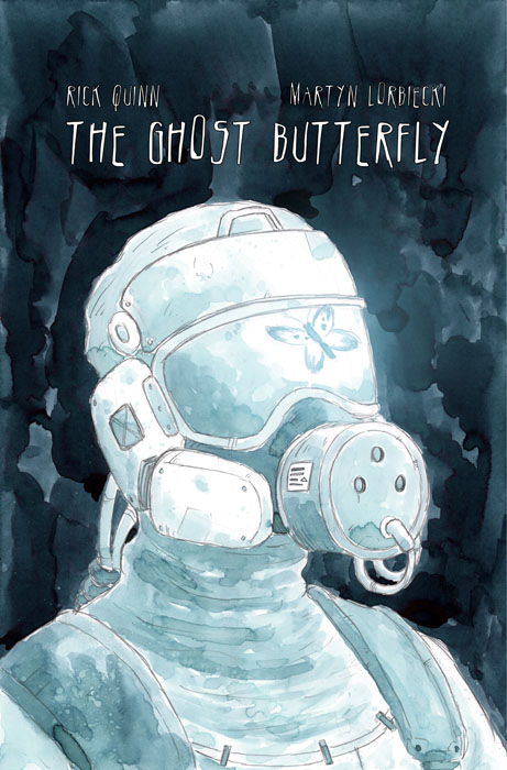 The Ghost Butterfly #1