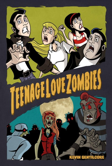 Teenage Love Zombies #1