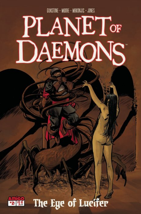 Planet of Daemons - The Eye of Lucifer #2-4