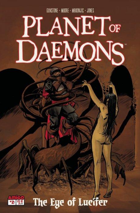 Planet of Daemons - The Eye of Lucifer #2-4