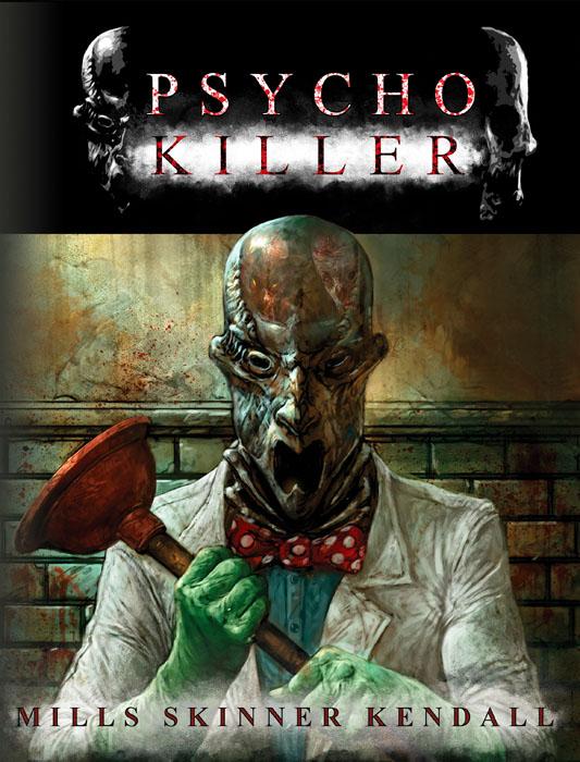 PsychoKiller #1