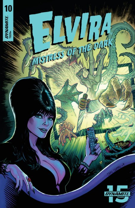 Elvira - Mistress of the Dark #10