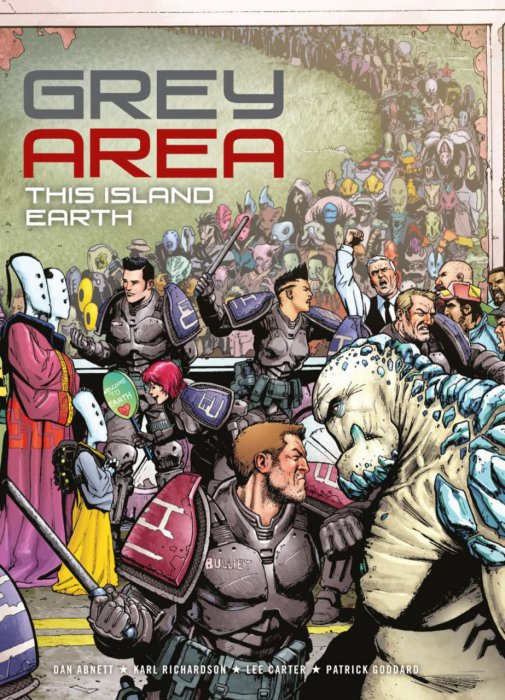 Grey Area Vol.1 - This Island Earth