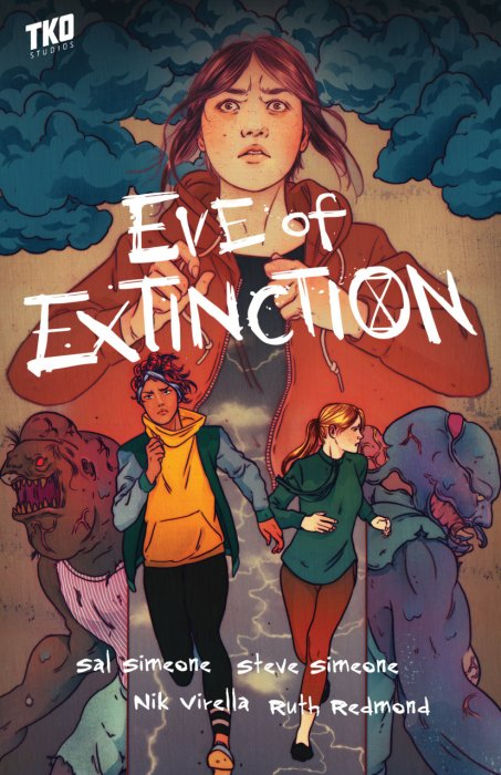 Eve of Extinction #1 - TPB