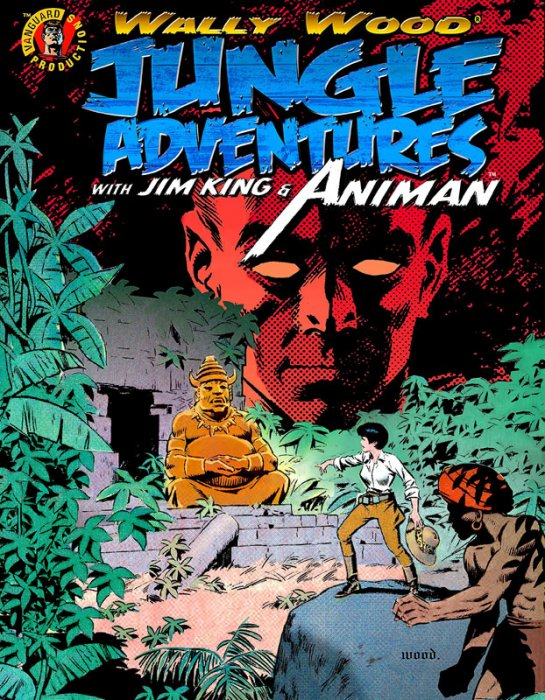 Jungle Adventures with Jim King and Animan #1 - SC/HC