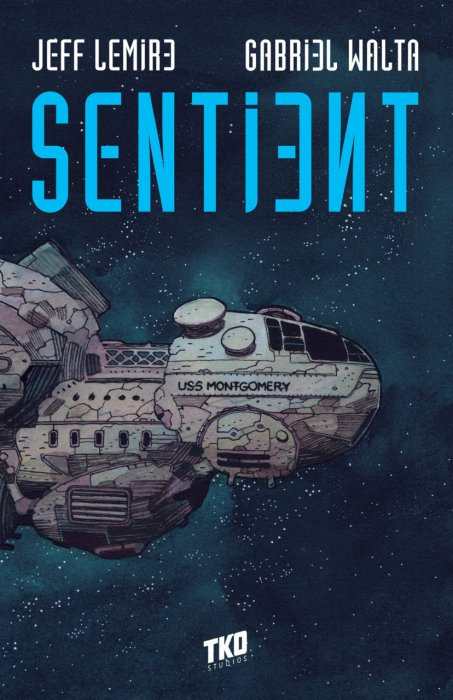Sentient #1 - TPB